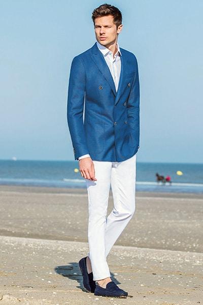 Costume bord de mer Jean de Sey
